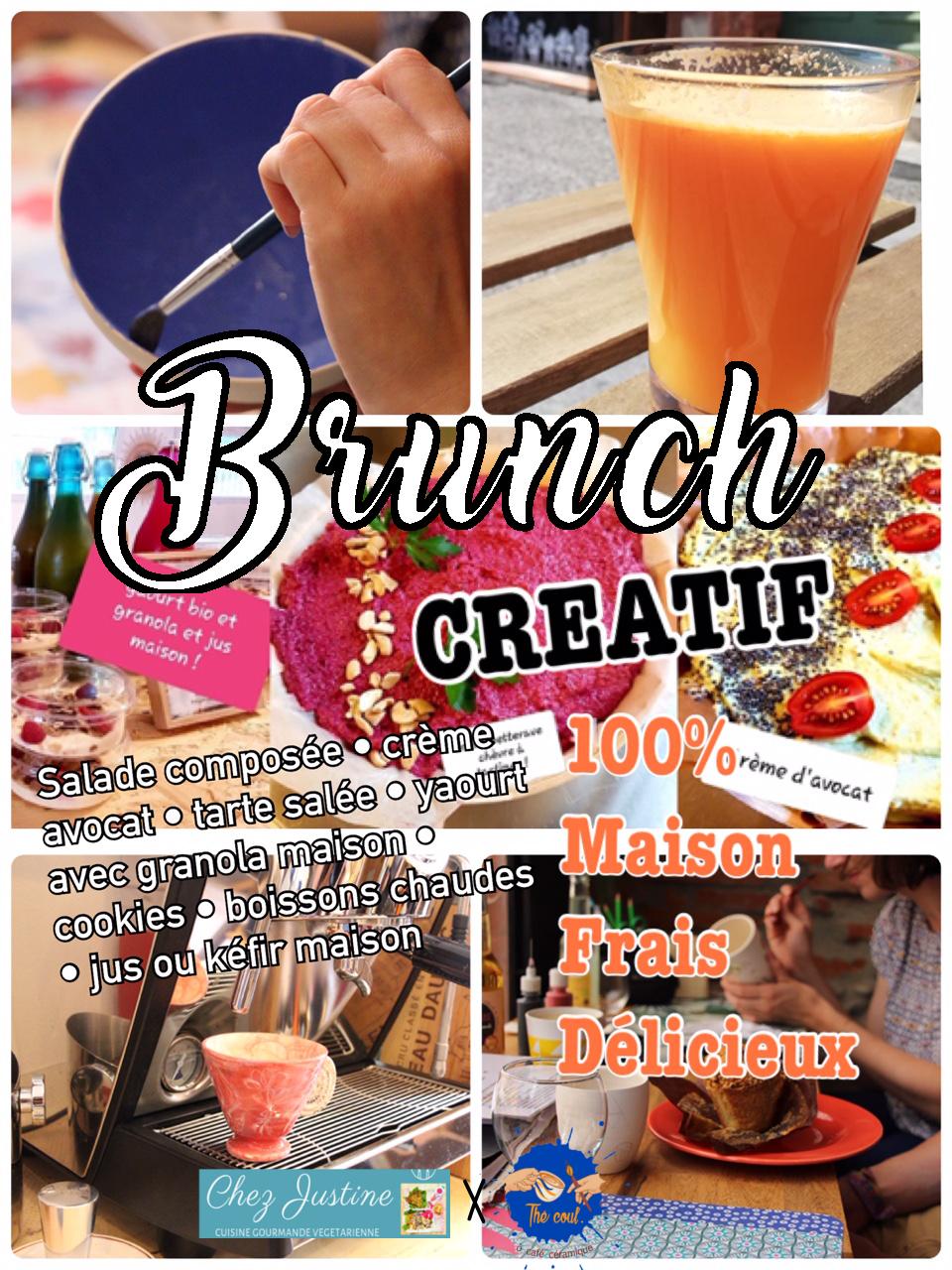brunch créatif toulouse